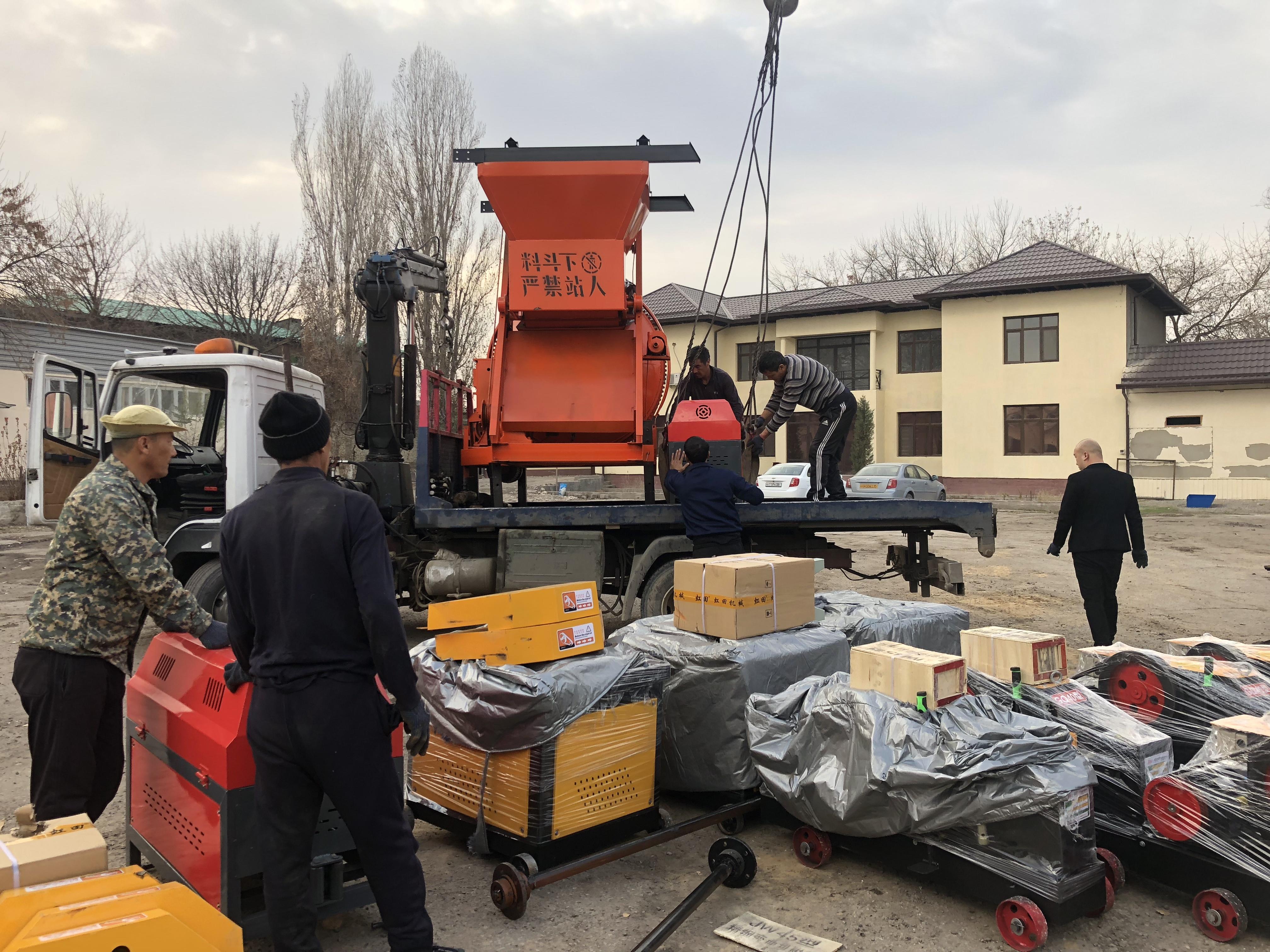 Отгрузка нового товара из Китая на наш склад