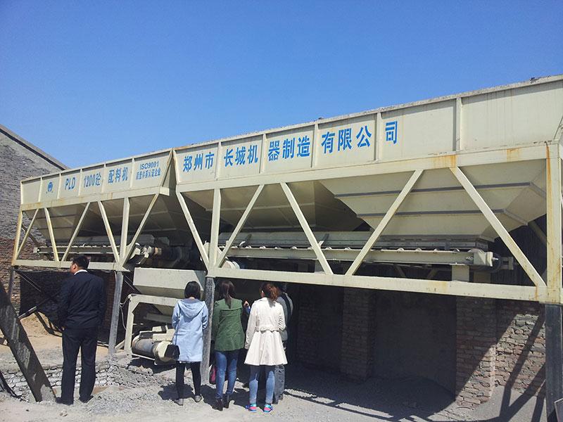 Дозирующие комплексы для бетонных заводов, Дозирующее оборудование Бетонного Завода