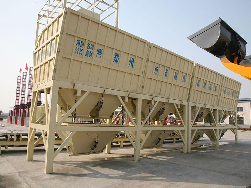 Дозирующие комплексы для бетонных заводов
