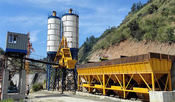 Малый бетонный завод 1