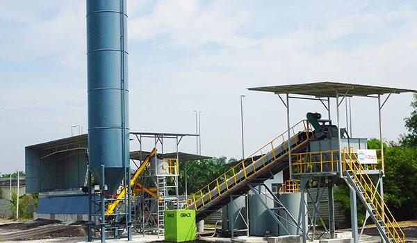 Малый бетонный завод 3