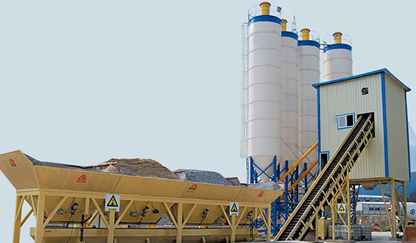 Малый бетонный завод 6